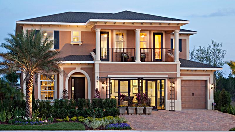 orlando new build home